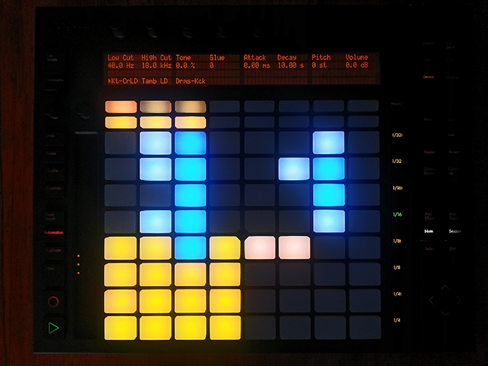 Drum-Rack