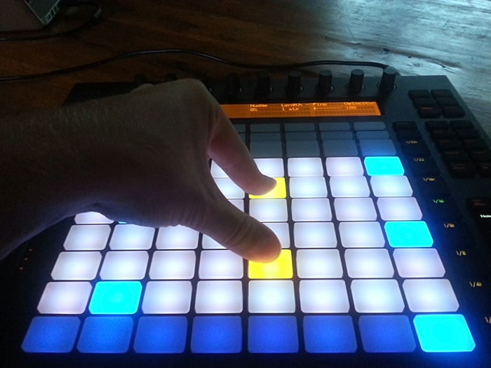 Step-Sequencer